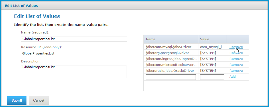 Managing JDBC Drivers | Jaspersoft Community