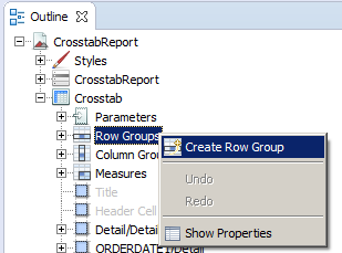 Working with Crosstabs | Jaspersoft Community