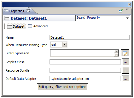 Using Data Adapters in Reports and Datasets | Jaspersoft Community