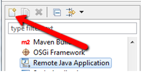 Remote Java Application